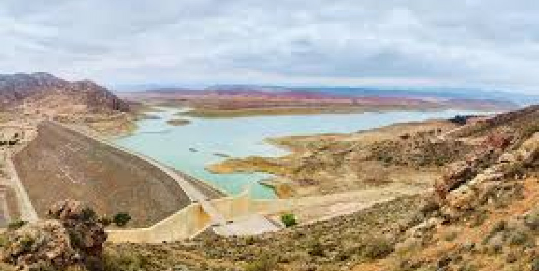 la région du Souss-Massa et la pénurie d'eau.