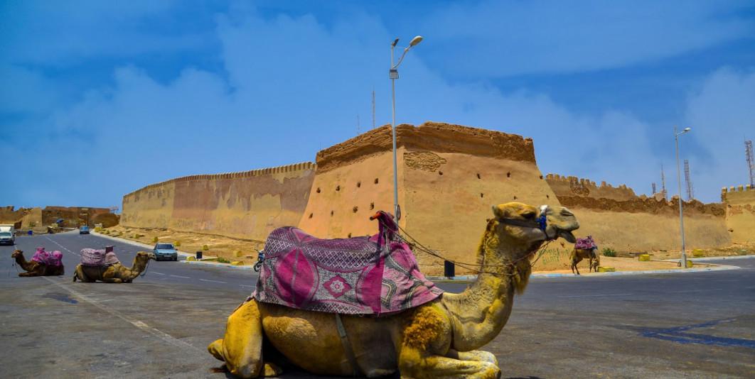 la Kasbah d'Agadir Oufella