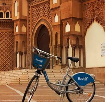 Vélos en Libre Service à Agadir