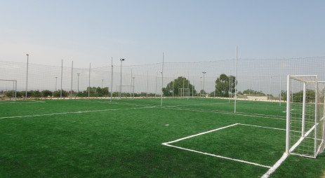 Le complexe sportif Koora Land