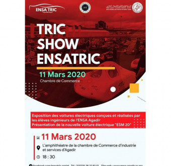 Tric Show ENSATRIC