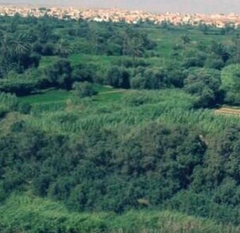 """""""إگي لمصلا"""" من بين اجمل المناظر الطبيعية في سوس ماسة."""